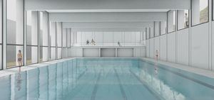El polideportivo de Entremontes, en Las Rozas, tendrá una nueva piscina