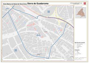 Collado Villalba despliega una campaña informativa a pie de calle para los vecinos de las zonas confinadas