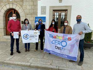 Los municipios de la Sierra de Guadarrama se suman al reto 'Kilómetros por la diabetes'