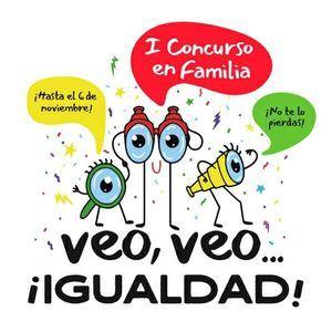 La Mancomunidad La Maliciosa pone en marcha el concurso en familia 'Veo, veo… ¡Igualdad'