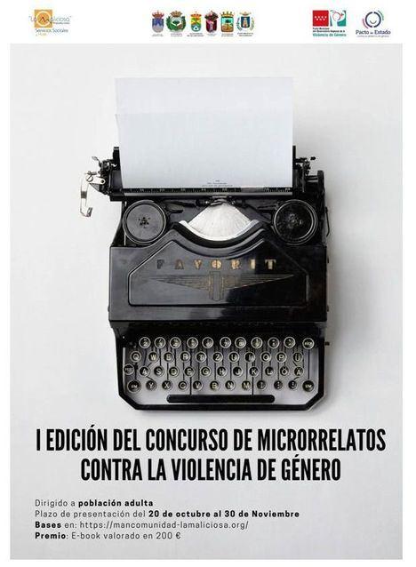 La Mancomunidad La Maliciosa organiza un concurso de microrrelatos contra la Violencia de Género