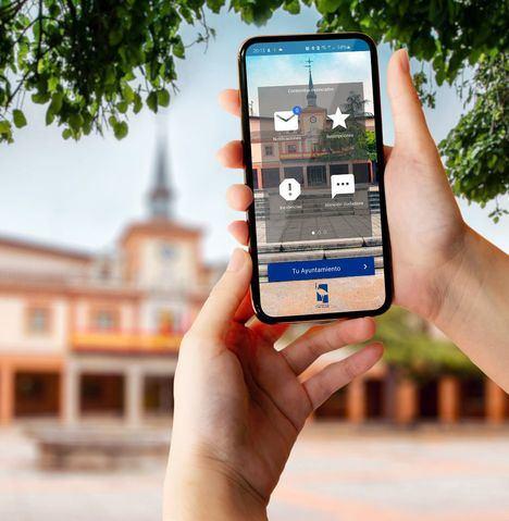 Las Rozas revoluciona su atención al vecino con la nueva App Las Rozas Smart City
