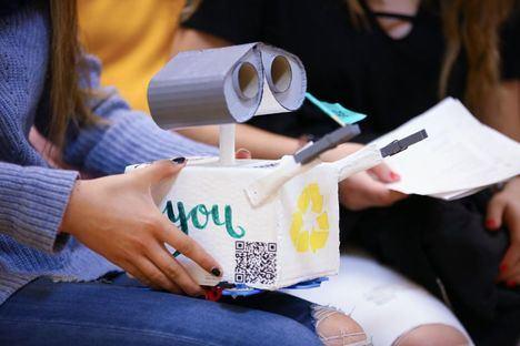 El colegio Siglo XXI de Las Rozas participa en un programa regional de formación en competencias digitales