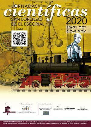 Desde este fin de semana San Lorenzo de El Escorial celebra sus Jornadas Científicas