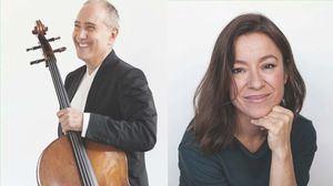 Asier Polo y Marta Zabaleta actúan este sábado, 31 de octubre, en el Teatro Bulevar