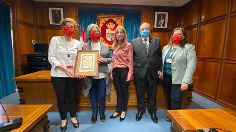San Lorenzo y Cruz Roja firman un convenio de colaboración para impulsar el Proyecto Responde