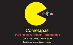 Desde el 13 de noviembre, Torrelodones vuelve a celebrar su Feria de la Tapa, Cometapas