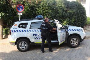 La colaboración ciudadana y la rápida actuación policial frustran un robo en El Escorial