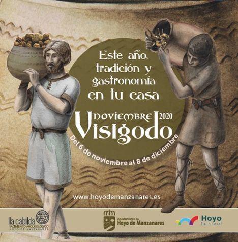 Noviembre es, un año más, el mes de los visigodos en Hoyo de Manzanares