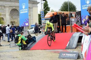 Este sábado, Boadilla acoge la contrarreloj ciclista de la Challenge by La Vuelta Femenina