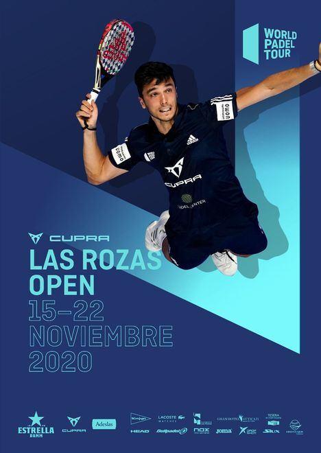 Las Rozas acoge desde el 15 de noviembre el Cupra Open 2020, última cita del World Padel Tour