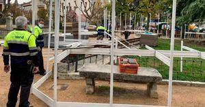 Más de 110 metros cuadrados de Belén en el Escorial para renovar la ilusión navideña