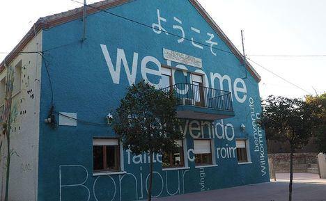 Ciudadanos Torrelodones exige que la Escuela de Idiomas recupere su fachada original