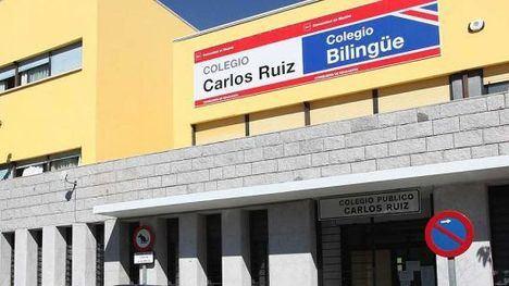 Galapagar refuerza el servicio de limpieza de los colegios públicos por la situación sanitaria