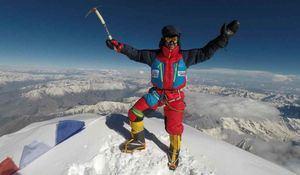 Sergi Mingote, alpinista de élite y deportista de ultra resistencia