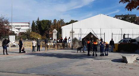La Comunidad volverá a hacer test de antígenos para la detección del COVID en Collado Villalba