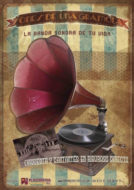 'Sones de una gramola' y el concierto de Santa Cecilia, propuestas de Collado Villalba para el fin de semana