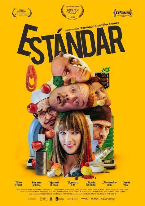 'Estándar', del director de Guadarrama Fernando González Gómez, llega a los cines el 11 de diciembre