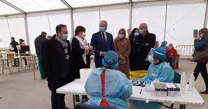 Sanidad realizará test de antígenos en Las Rozas y otras localidades sin restricciones de movilidad