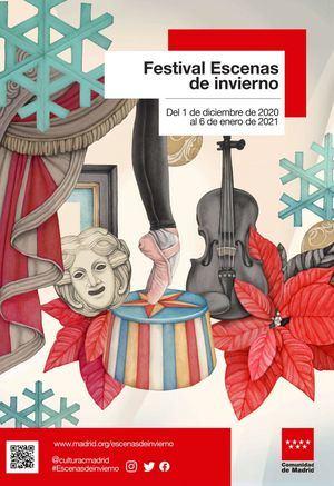 Del 1 de diciembre al 6 de enero se celebra, en toda la región, el Festival Escenas de Invierno