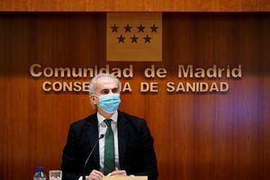 La Comunidad presenta al Ministerio su plan para hacer test de antígenos en las farmacias
