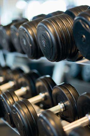 La sala de musculación de la Ciudad Deportiva de Collado Villalba reabre con cita previa