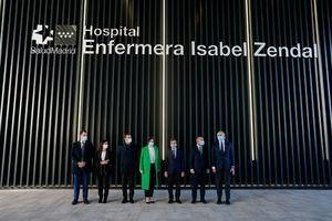 La Comunidad de Madrid inaugura el nuevo Hospital público Enfermera Isabel Zendal