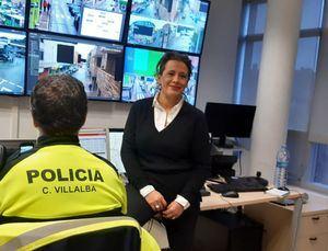 Inés Berrio deja el Ayuntamiento de Collado Villalba para hacerse cargo de la Dirección General de Carreteras