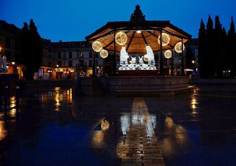 Los Reyes Magos llegarán en globo a Las Rozas en una Navidad mágica repleta de actividades
