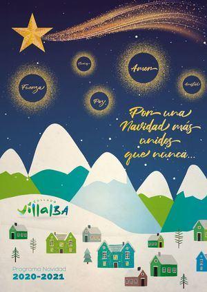 Collado Villalba presenta una Programación Especial de Navidad adaptada al COVID19