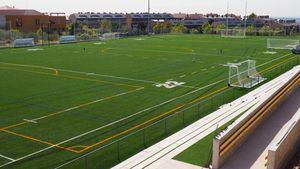 Entra en funcionamiento el nuevo Campo de Rugby y Fútbol Antonio Martín de Torrelodones