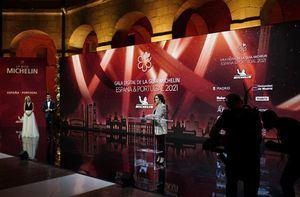 La Real Casa de Correos acogió la presentación de la Guía Michelin España & Portugal 2021