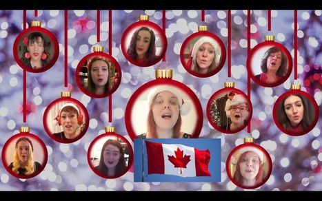 Cantantes de todo el mundo se unen en el Festival Coral Internacional de Navidad del Coro Los Peñascales