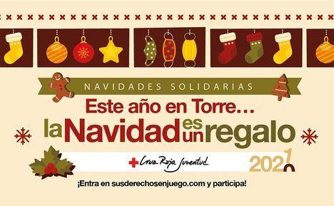 Los días 21, 22 y 23 de diciembre, recogida de juguetes en Torrelodones con Cruz Roja