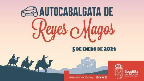 La Cabalgata de los Reyes Magos en Boadilla del Monte será una Autocabalgata
