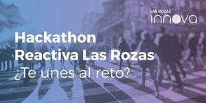 Abierta la inscripción para Reactiva Las Rozas: la primera Hackathon para responder al COVID
