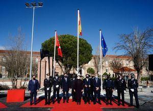 Medalla de Oro al Mérito Policial para Juan Carlos Alonso, agente de Las Rozas fallecido en mayo
