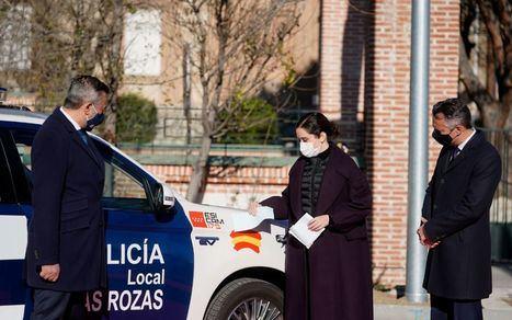 La Comunidad crea ESICAM179, el nuevo modelo integral de Seguridad y Policía Local