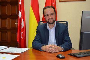 El alcalde de Guadarrama recuerda la necesidad de extremar las precauciones sanitarias en Nochevieja