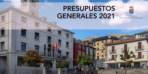 San Lorenzo de El Escorial aprueba sus Presupuestos para 2021, que ascienden a 19,3 millones