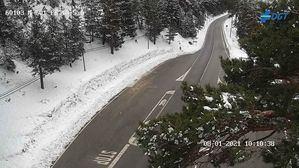 La Comunidad activa el nivel 2 del Plan de Inclemencias Invernales: se prevén hasta 30 centímetros de nieve en la Sierra
