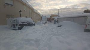Hoyo de Manzanares pide colaboración a los vecinos para combatir los efectos del temporal