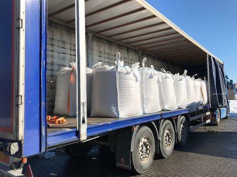 Boadilla pone a disposición de los vecinos 125 toneladas de sal, que podrán recoger desde este martes