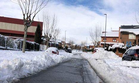 Moralzarzal niega que se haya mandado trabajadores municipales a quitar nieve a otros municipios