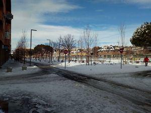 Collado Villalba pide que se declare zona catastrófica a la localidad por el temporal de nieve