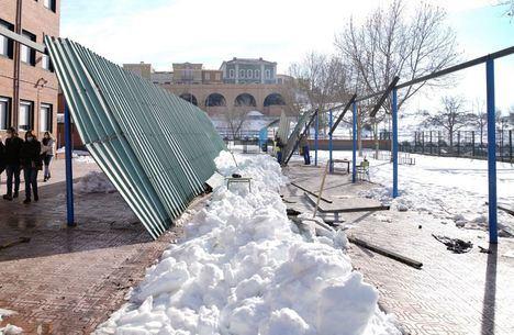 Los centros educativos de Las Rozas podrán abrir sin problemas la próxima semana