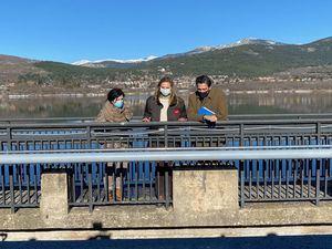 El deshielo de Filomena dejará 70 hectómetros cúbicos de agua en los embalses de la Comunidad