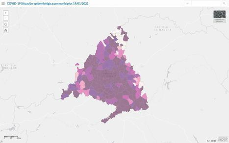 Varios municipios del Noroeste, entre ellos Collado Villalba y Torrelodones, han superado la incidencia acumulada de 1.000 casos por 100.000 habitantes de COVID19
