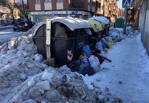 Unidas por Las Rozas exige sanciones a Urbaser por las deficiencias en sus servicios durante la nevada