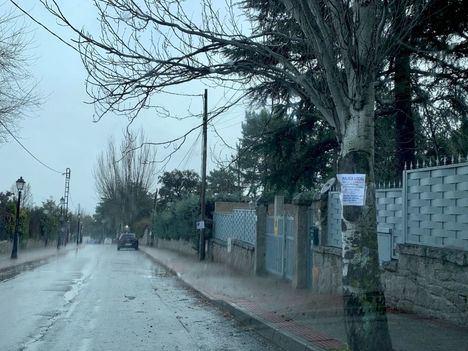 Comienzan los trabajos de asfaltado en ocho calles de El Escorial